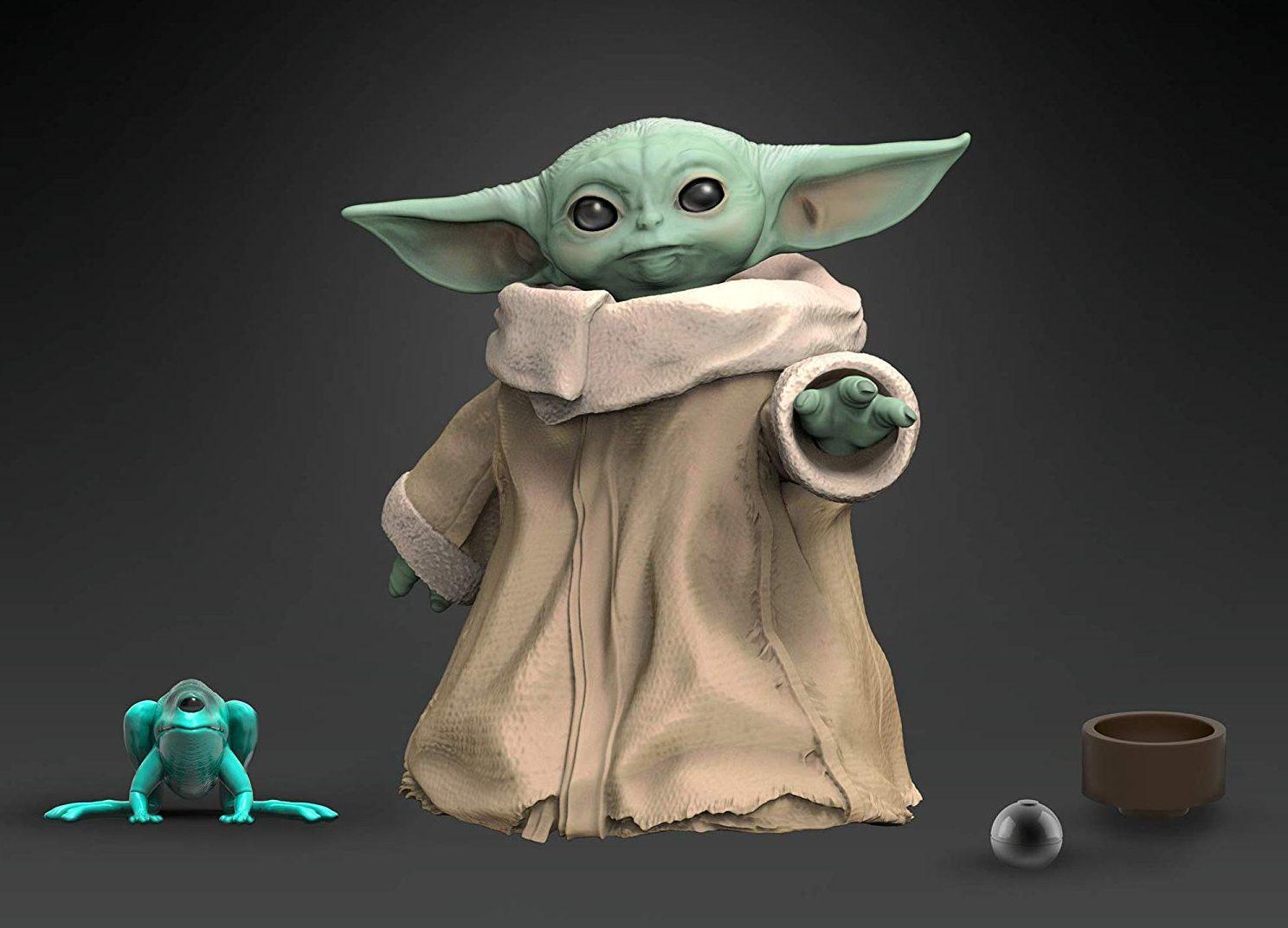 Hasbro Baby Yoda Toys