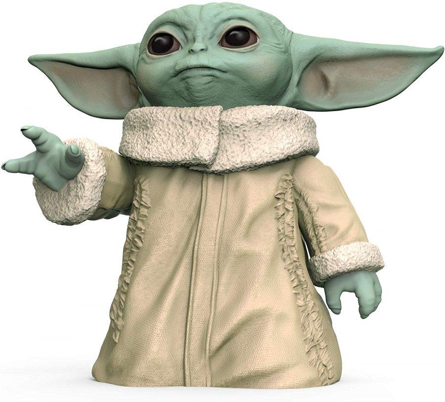 Baby Yoda 6.5 Figure